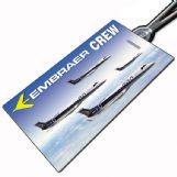 Embraer 145 Family Crew Tag